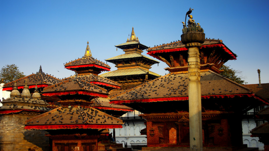 Temple Architecture of Nepal