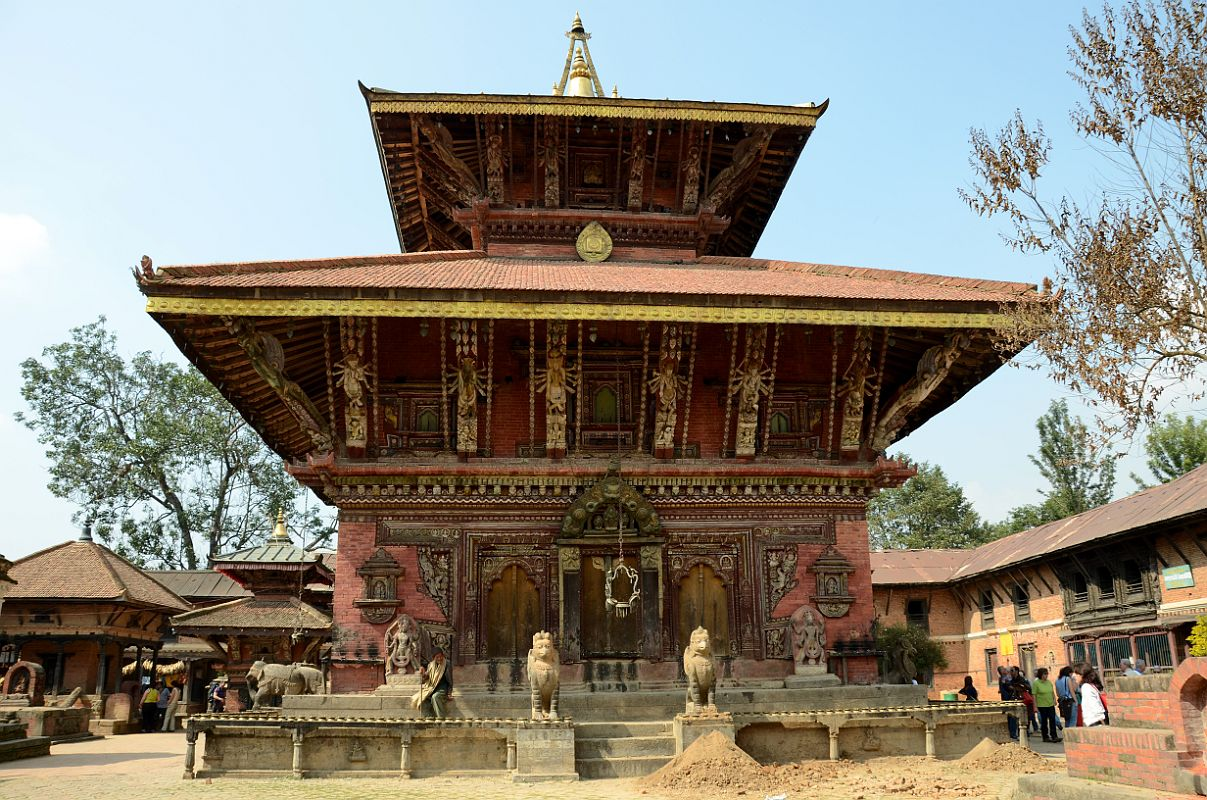 Changunarayan temple