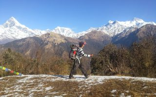 Which Trekking Destination in Nepal is Best During June, July, and August?