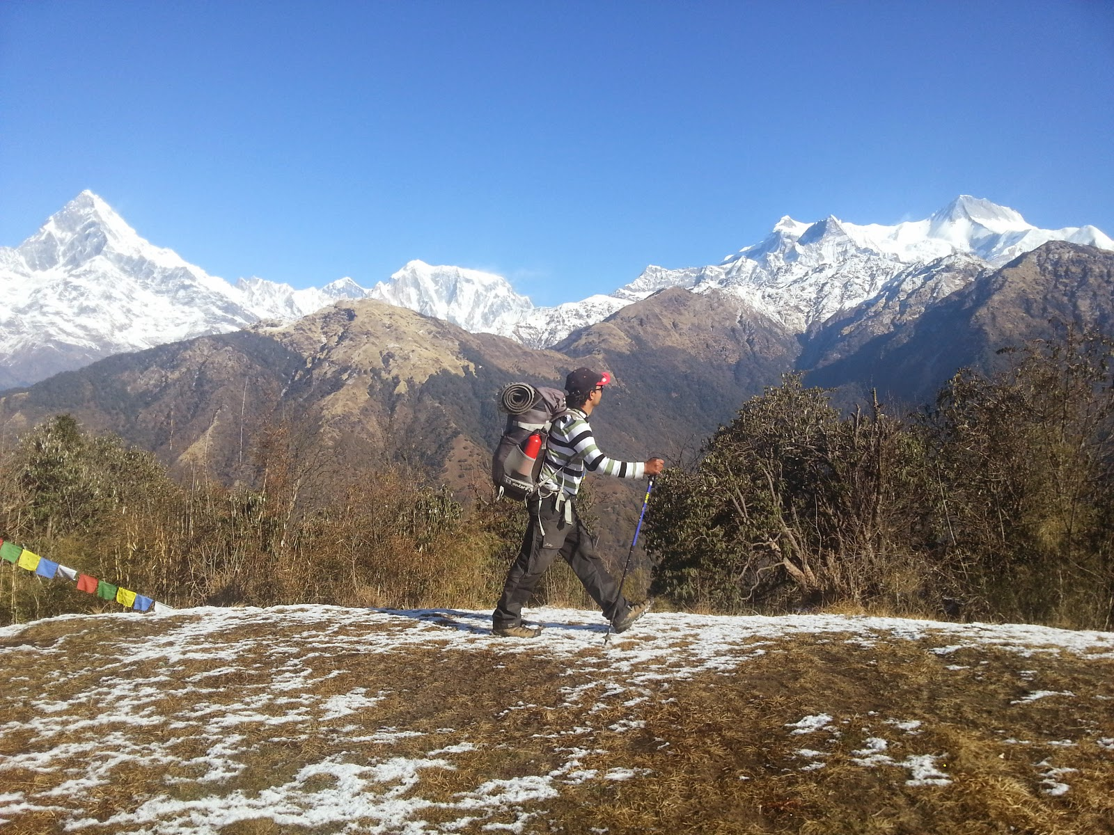 Nepal Trekking Destination in Nepal is Best During June, July, and August?
