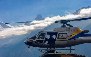 Helicopter Tour To Mount Everest