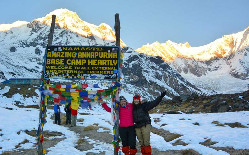 Trekking packages in Nepal