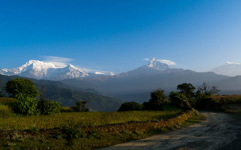 Nepal trekking package