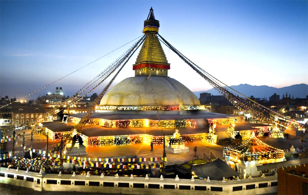 Boudhanath Stupa, Nepal Travel Guide