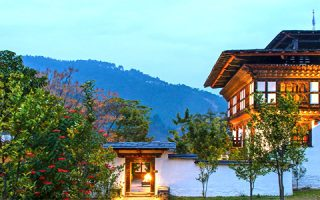 Bhutan Tours with Visit to Punakha Valley