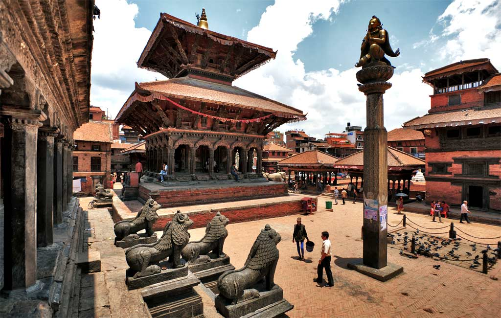 Nepal Travel Guide, Patan Durbar Squre