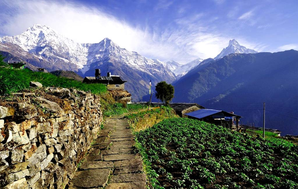 trekking package in Nepal