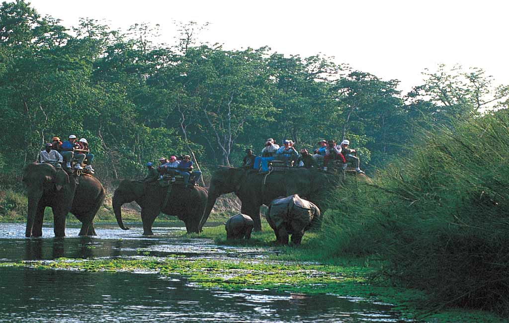 Nepal travel guide, Chitwan National park