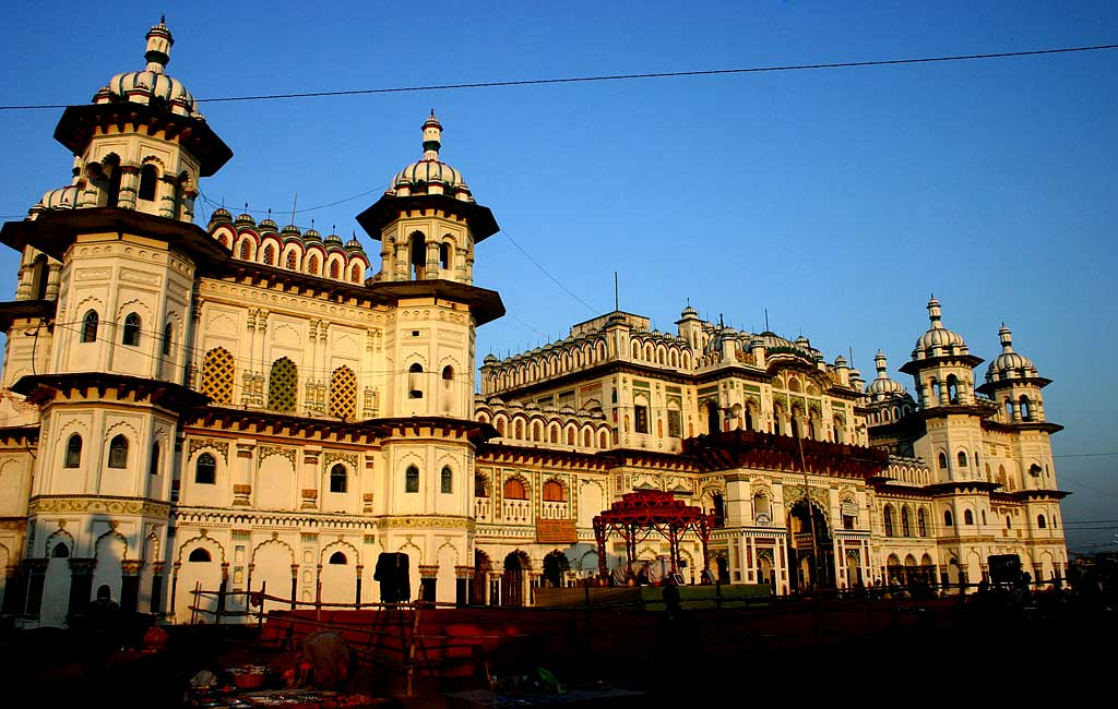 Nepal Tour package with Janakpur