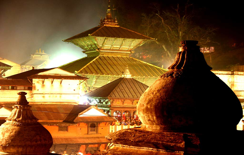 Nepal Travel guide, Pashupatinath temple