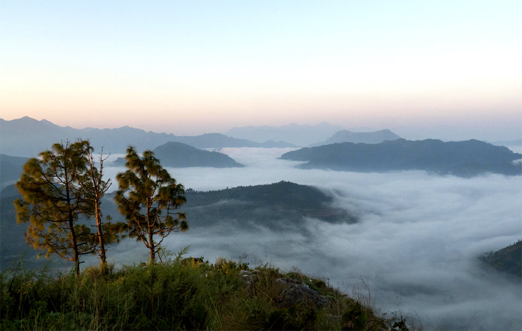 Nepal trip packages with Bandipur hillstation