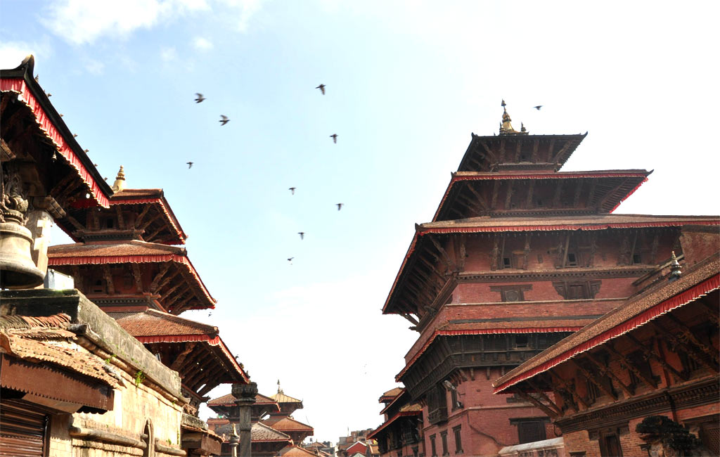 Nepal trip packages, Patan Durbar Square